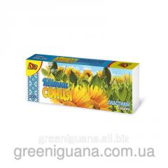 Plasticine of 8 flowers of 200 g of Kv_tk sontsya