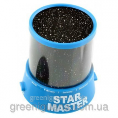 Projector of the star sky of Star Master with the