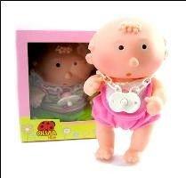 Baby doll vinyl Baby's dummy of 19 cm 1017/31