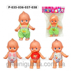 Baby doll a musical 4 look in a package of 15 cm