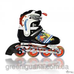 Roller skates for high-speed driving of MORRIS