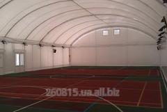 Накрытие спортивных сооружений
