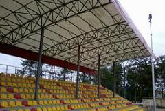 Nakrytiye of stands