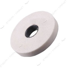 Circle of grinding white 80x20x20 F80 CT 25A
