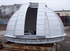 Dome of observatory