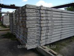 Плита дорожная ПАГ-18 Н-45 (12) 6000*2000*180