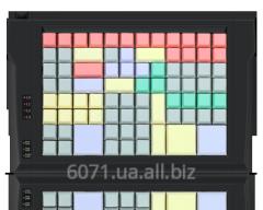 LPOS-96 keyboard of black color