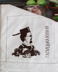 Book of a kul_narn of Galitsk kitchen (z fartukhy)