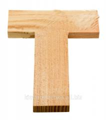 Puzzle Letter T