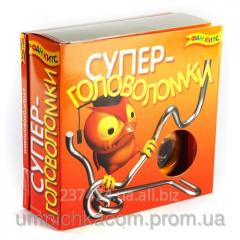 Children's thematic set of the Super-puzzle