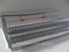 Клетка для перепелов КП-1