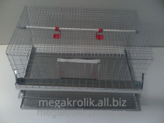 Cage chicken KK-1