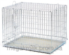 Open-air cage Wolf 1