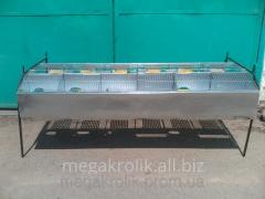 Cage uterine single-tier KM-1