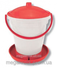 Automatic Drinking bowl - a bucket of 12 l for