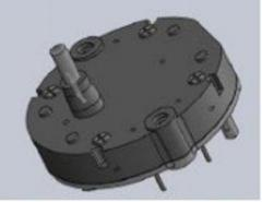 Шаговый двигатель ВІ 3085-А11