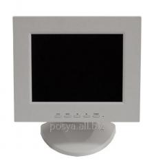 LPOS-8.4TFT POS monitor of gray color