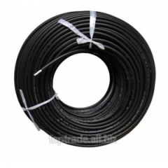 Altek cable of 4 mm, black 99764