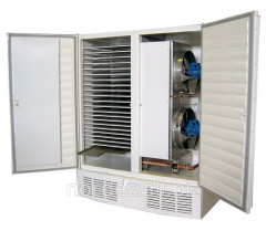 Refrigeration equipment for the vegetable