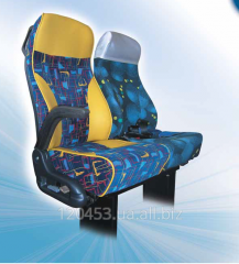 Seat of the increased comfort of STR-3