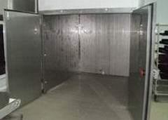 Refrigerating warehouse