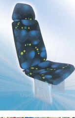 Сиденье пассажирское нерегулируемое Модель СПН-2-2.6830010