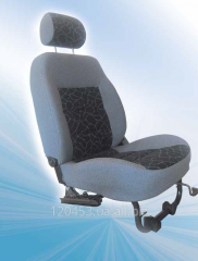 Seat for SLP-1.00 cars: for the driver