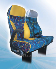 The seat regulated for tourist STR-3 buses