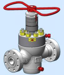 Latch shiberny direct-flow ZM-100h21