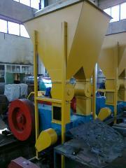 оборудование для изготорления брикеов