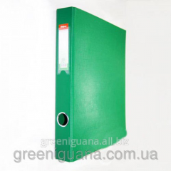Segregator 2K SK-494 of A4 4 cm green