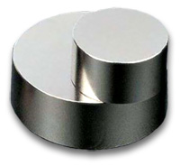 Magnet for the electric power counter