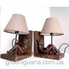Floor lamp - a support under books 19,5kh17kh30sm