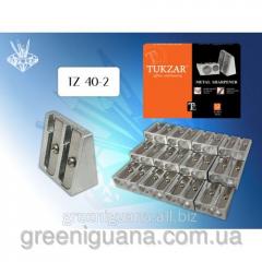 Double metal sharpener 40-2-TZ