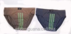Pants teenage with a ruler (show-window)