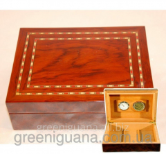 Humidor for storage of cigars 15kh19kh8sm (9E29)