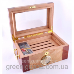 Humidor for storage of cigars 34,5kh24,5kh16sm
