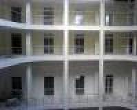 Ограждения балконов, лестниц из нержавеющей стали.