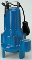 Submersible pump with the monochannel driving