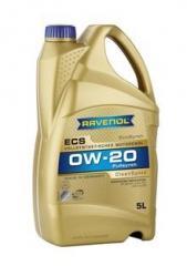 Масло моторное RAVENOL ECS EcoSynth SAE 0W-20 (5л)