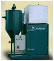 Регенерация абразива система сбора и очистки мункебо МВ-3000 Munkebo