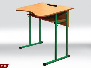 Children's school desk (Anti-scoliotic),