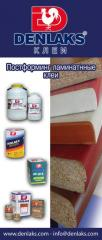 Glue for production of furniture