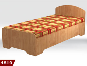 Bed for the hostel