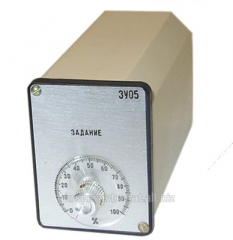 The device the setting potentiometer ZU-11 in