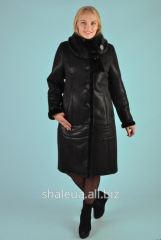 Female sheepskin coat No. 6