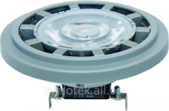 Lamp LED reflex MAS LEDspotLV D 10-50W AR111 24D