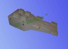 Площадка крепление двигателя и редуктора для