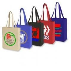 Promo-sumki, the Bag with corporate symbolics in