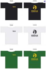 Promo-futbolki, t-shirts with logo, logs in Kiev,